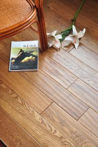 China Environmental Engineered Wood Flooring high-quality timber (oak, birch, elm) on sale