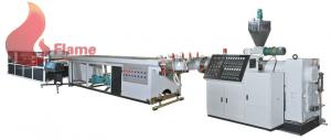 China 250kg / h Four Cavity plastic pipe extrusion machine for electrician threading pipe on sale