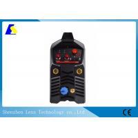 China 200A TIG Portable Welding Machine , MMA Portable Stick WelderVentilator Cooling on sale