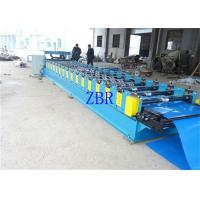 Galvanized Drywall Omega Profile Roll Forming Machine 15M / Min Light Gauge Steel Framing