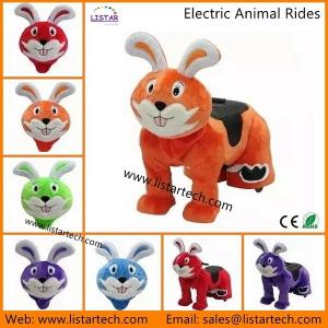 China Professional Electric Animal Scooter Rides Manufacturer, Hot New products! on sale