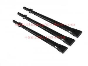 China 7° 11° 12° Hexagonal Rock Drill Steel , Integral Drill Rods for Mining / Quarrying on sale