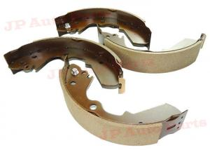 China D-MAX ISUZU brake Parts drum brake shoes For TFR UCR OEM NO 8-94340026-A / 8943400260 on sale