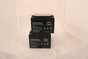 China 26AH 12V Gel Sealed Lead Acid Battery With Good Discharging Ability on sale