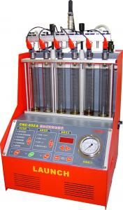 China 220V LAUNCH CNC-602A CNC602A Injector Cleaner and Tester For Fuel Supply System on sale