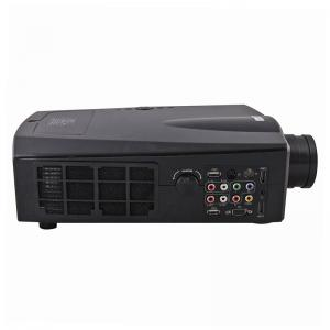 China Manual Wireless LCD Multimedia Projector 2300 Lumens 1024*600 Resolutions with 1000:1 Contrast Ratio on sale