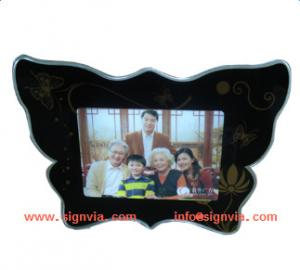 China Crystal LED Light Box/frame  CUSTOM  Acrylic  or  others  for  Advertisement on sale