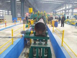 China Welded Pipe Mill on sale