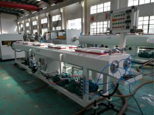 China 0.5-2 Inch PVC Pipe Extrusion Line on sale