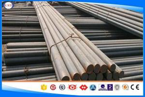 Quality JIS S15C Hot Rolled Steel Bar , Carbon Steel Round bar Size 10-350mm for sale