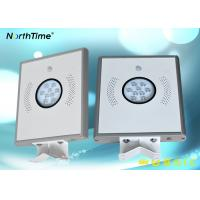 China Smart Control Automatic On Off LED Solar Street Lights for Village and Highway on sale