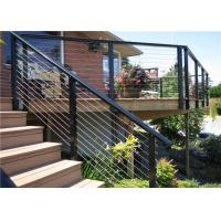 High quality cable wire railing or outdoor railings banister from Primahousing