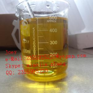 China Muscle Building High Quality Semi-Finished Steroid Oil Trenaject 200 Trenbolone Enanthate 200mg / ml for Bodybuilding on sale