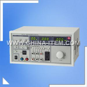 China Medical Leakage Current Tester of Medical Electrical Equipment General Requirem on sale