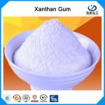 Corn Starch Raw Material Xanthan Gum Polymer Food Grade C35H49O29 ISO Certification