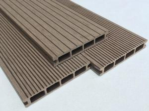 China 146X22mm Garden WPC outdoor decking on sale