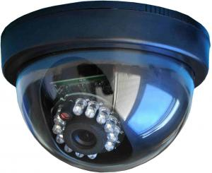 China Hi 3507 IP66 Vandal-proof Night Vision Dome Camera For iPhone / iPad on sale