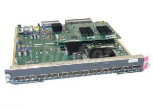 China WS-X6724-SFP 24port SFP Cisco Line Card For WS-C6506-E 6509-E 6500-E Series on sale