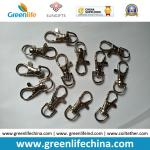 China High Quality Metal Nickle Thumb Trigger Snap Hooks 39MM Length 4.4G wholesale