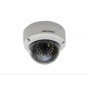 China 4MP IR Hikvision IP Camera POE Outdoor WDR CCTV Camera With Audio on sale