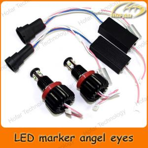 China [H01014] 20W CREE 4-SMD LED Marker for BMW H8-type Angel Eyes OBC Error FREE on sale