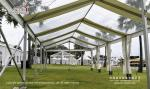 Hot Sale 20x20ft 30x30 feet Clear Roof Tent for Samoa Event Rental from China