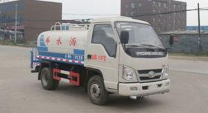 China Dongfeng 5tons Watering cart Main Technical specifications on sale