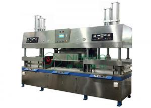 China Stable Running Disposable Plate Making Machine / Paper Plates Making Machines on sale