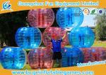 Certificación transparente del CE del SGS de la manija suave/de la bola de parachoques inflable segura de la correa