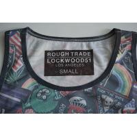 Breathable Quick Dry Fashion Sublimation Sports Vest For men