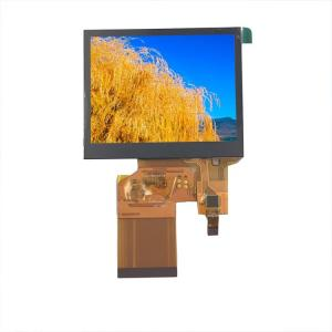 China 3.5 inch TFT LCD Display Module for smart watch and musical instruments on sale