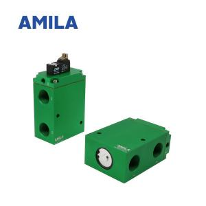 China High Flow Rates Pneumatic Solenoid Valve , 2/3 Way Vacuum Switching Valve on sale