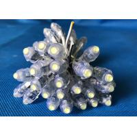 China White 5V  5mm Led Christmas Lights , High Brightness Rgb Led String Lights on sale