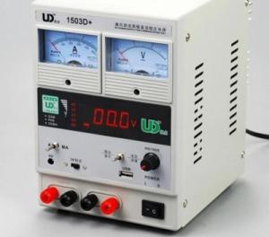 China Brand new UD 1503TA 15V 3A dc power supply mobile phone repair regulated power supply on sale