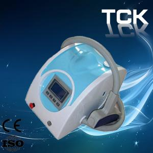 China Mini Q-Switched Nd Yag Laser Machine for Coffee Spot Birth Mark Removal on sale