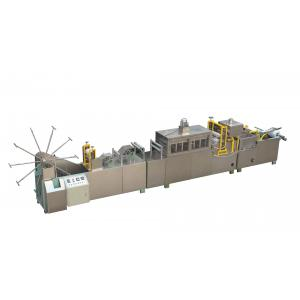 China Non Woven Fabric Dipping Wax Drying And Folding Automatic Winding Machines on sale