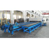 Full Automatic Feeding Shearing Machine 6 M Length Cutting Table 16mm Thickness