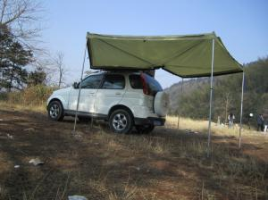China Outdoor Sun Shelter Vehicle Foxwing Awning For 4x4 Accessories A07 on sale