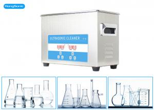 China Stainless Steel Laboratory Ultrasonic Cleaner For Lab Wear Cleaning And Extraction on sale