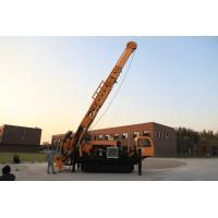 Full Hydraulic Exploration Core Drilling Rig , Crawler Drill Machine CSD3000
