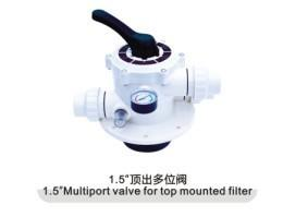 China Multiport Valves for Swimming Pool Sand Filters on sale