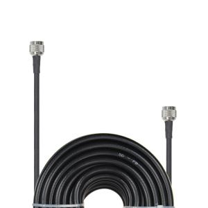 China N Male To N Male 1m 50ohm Coax Cable Pigtail Jumper on sale