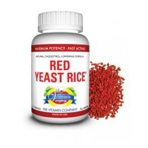 China Red yeast capsule reducing cholesterol on sale