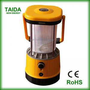 China Patent,CE,Rohs led solar camping lantern on sale