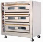 27KW / 3~380V Luxury Electric Baking Oven For Bread Shop , 1655x770x1540mm