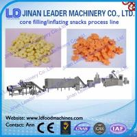 inflated snack food machine making machine processing line production line