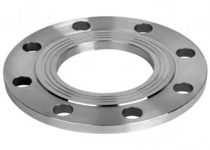 China UNS S32750 904L Steel Pipe Flange , Forged Steel Flanges DN25 PN10 on sale
