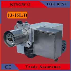 China two nozzle 180KW KV-20 various fuel waste oil burner buy from china factory on sale