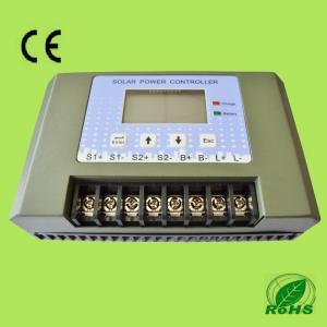 China solar panel voltage controller 12v/24v/48v solar power controller on sale