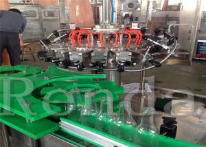 China Bottled Juice Filling Machine Equipment Juice Bottling Machines 18000BPH PET / Glass Bottle on sale